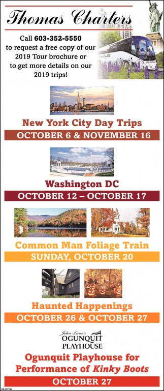 New Your City Day Trips