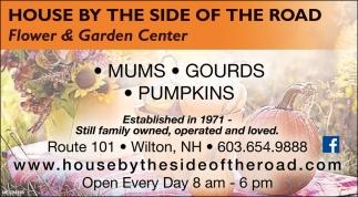 Flower & Garden Center