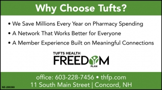 Why Choose Tufts?