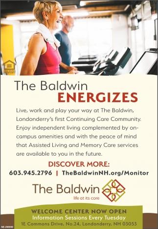 The Baldwin Energizes