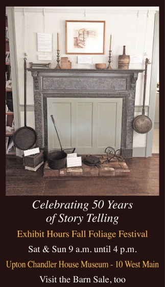 Celebrating 50 Years Of Story Telling