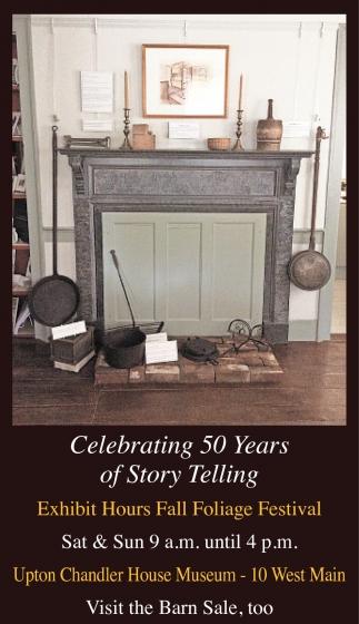 Celebrating 50 Years Of Story Telling