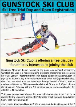 Ski Free Trial Day
