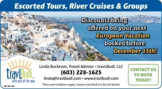 Escorted Tours, River Cruises & Groups