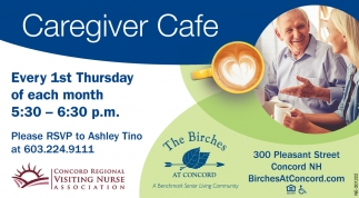 Caregiver Cafe