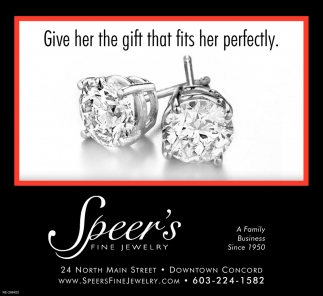 Give Her The Gift That Fits Her Perfectly