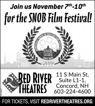 Snob Film Festival!