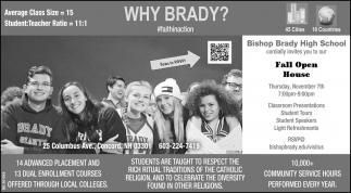 Why Brady?