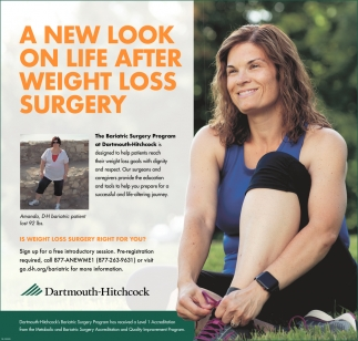 A New Look On Life After Weight Loss Surgery