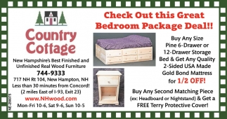 Check Out This Great Bedroom Package Deal!