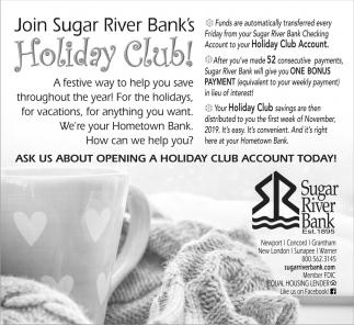 Holiday Club!