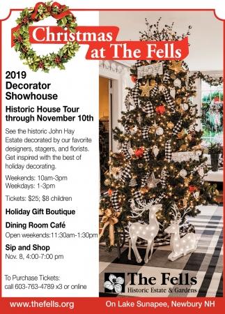 Christmas At The Fells