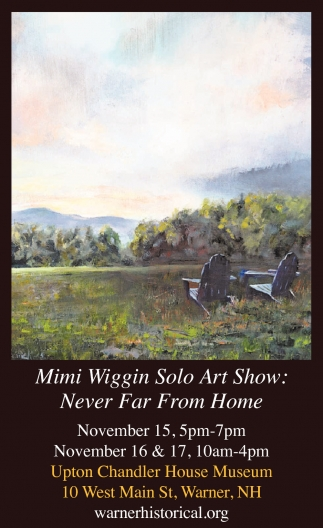 Mimi Wiggin Solo Art Show