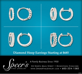 Diamond Home Earrings