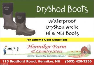 Dryshod Boots