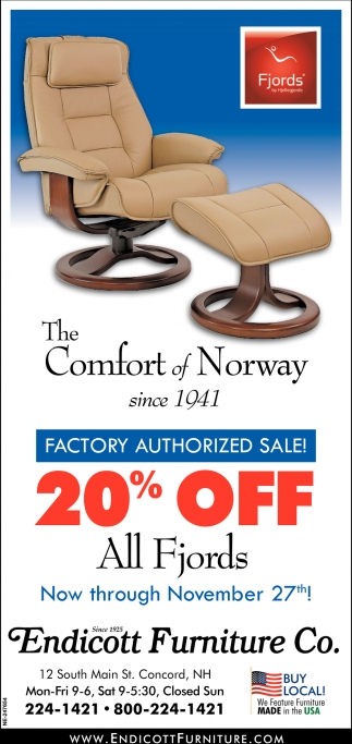 The Comfort Of Norway