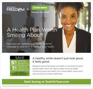 A Health Plan Worth Smiling About