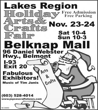 Holiday Arts & Craft Fair
