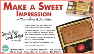 Make A Sweet Impression