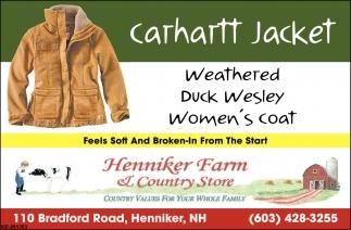 Cathartt Jacket