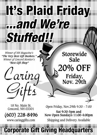 Storewide Sale 20% Off
