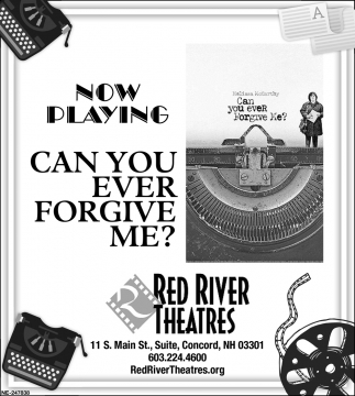 Now Playing Can You Ever Forgive Me?