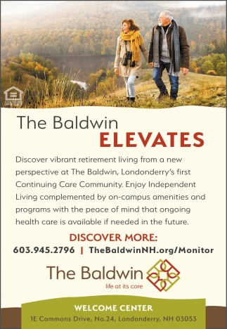 The Baldwin Elevates