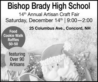 14th Annual Artisan Craft Fair