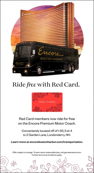 Ride Free With Red Card