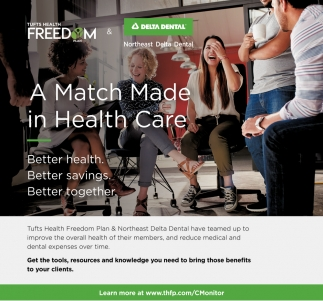 A Match Made In Health Care Tufts Health Freedom Concord Nh