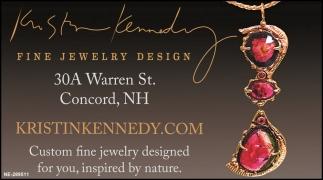 Pine Jewelry Design