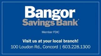 Visit Us At Your Local Branch!