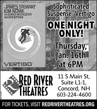Vertigo One Night Only!