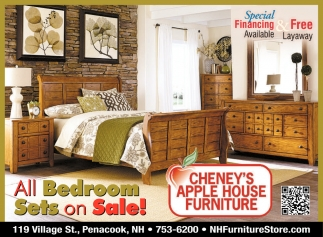 All Bedroom Sets On Sale Cheney S Apple House Furniture