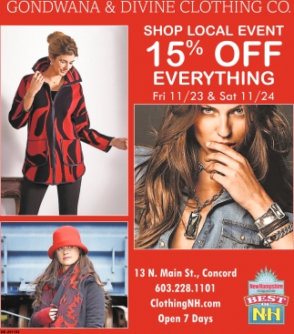 Shop Local Event