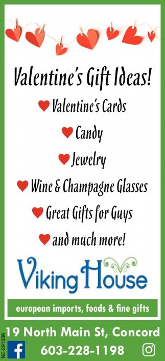 Valentine's Gift Ideas!