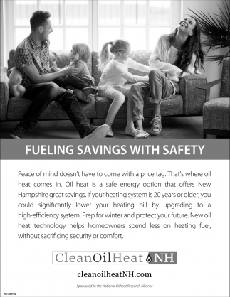 Fueling Savings With Safety