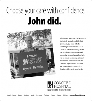 Choose Your Care With Confidence