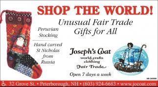 Shop the World!