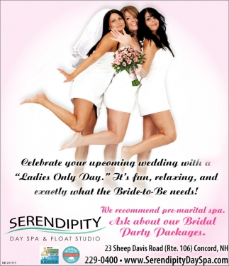 Celebrate Your Upcoming Wedding