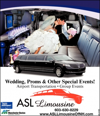Wedding, Proms & Other Special Events!