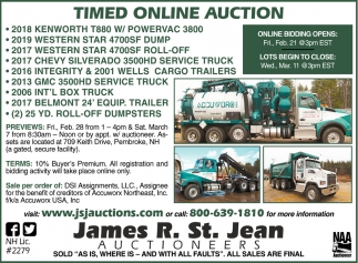 Timed Online Auction