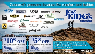 Concord's Premiere Location For Comfort And Fashion
