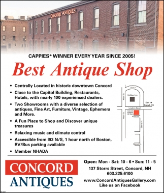 Best Antique Shop