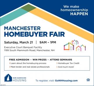 Manchester Homebuyer Fair