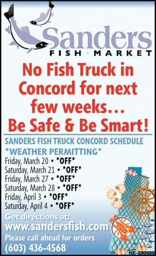 Be Safe & Smart!
