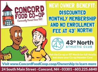 New! Owner Benefit