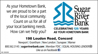 Celebrating 125 Years As Your Hometown Bank