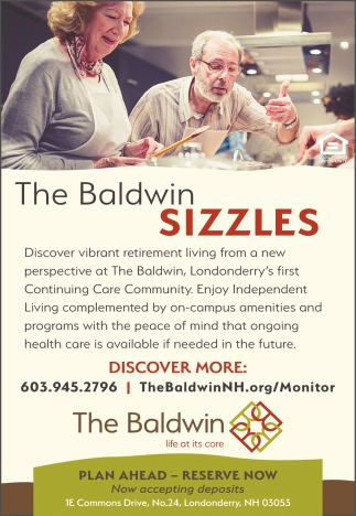 The Baldwin Sizzles