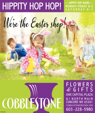 We're The Easter Shop!